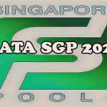 Data Pengeluaran Singapore 2022